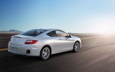Honda Dealers of San Diego County | Honda Accord Coupe Overview