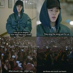 😭😭Proud to be your army😘😘 Bts Qoutes, Bts Bulletproof, Bts Facts, Bts Memes Hilarious, Bts Tweet, Bts Aesthetic Pictures, Army Love, Fanart, I Love Bts