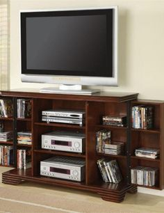 Small Tv Stand With Storage