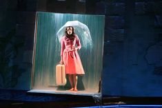 Eurydice, by Sarah Ruhl; one of my favorite plays ever.