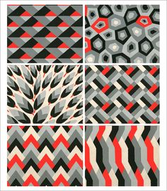 (Geometric) Inspirations, 1928, by André Durenceau
