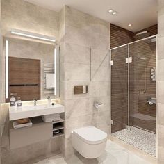 20 Beautiful Shower Rooms interiordesignshome.com