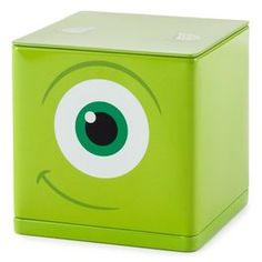 Monsters, Inc. Mike CUBEEZ Container,