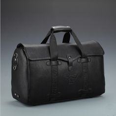 63.94$  Watch now - http://alidlp.worldwells.pw/go.php?t=1602277268 - Luggage Fashion Casual pu leather Men Luggage commercial Travel Bags High Quality Man Messenger/Shoulder/Tote Bag Free shipping
