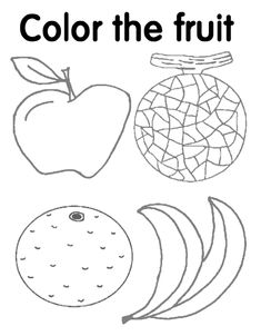 Coloring pages toddlers printables coloring pages for