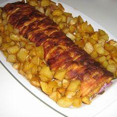 Egy finom Őzgerincformában sült csirkemell ebédre vagy vacsorára? Őzgerincformában sült csirkemell Receptek a Mindmegette.hu Recept gyűjteményében!