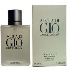 aqua de gio - giorgio armani for him!
