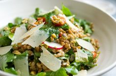 A Stellar Farro Salad From Charlie Bird - NYTimes.com