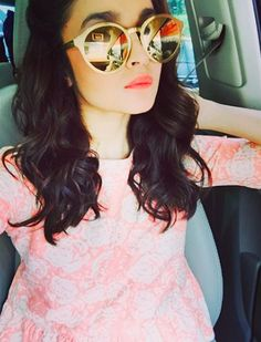 Consider These 26 Cute Cuts 💇🏼💇🏿💇🏽💇🏻 when You Want to Change Your Hair 👍🏼 . Hairstyles With Bangs, Trendy Hairstyles, New Hair, Your Hair, Alia Bhatt Photoshoot, Aalia Bhatt, Alia Bhatt Cute, Alia And Varun, Organizing Hair Accessories