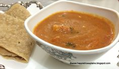 The Happie Friends: Paneer Butter Masala