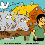 Family Comic Cartoon 580 a Cartoon Image and funny joke for license by Dan Rosandich
