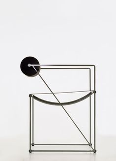 design-is-fine:  Mario Botta,chair Secondaper Alias, 1982. Photo ©ballo+ballo