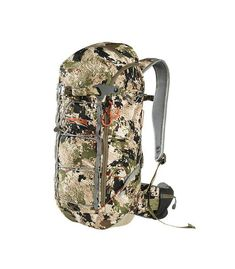 Sitka Ascent 12 Optifade Subalpine One Size Fits All at Archery Country, experts in archery supplies, bow hunting gear and archery equipment. Hunting Clothes, Hunting Gear, Bow Hunting, Sitka Camo, Sitka Gear, Archery Equipment, Hunting Equipment, Hunting Packs
