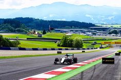 Lewis Hamilton - Austria 2016