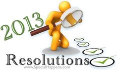 Resolution: Get My House in Order |