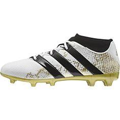 Adidas adipure 11pro fg scarpini da calcio (bianco / nero / solar blue