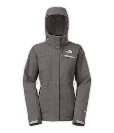 The North Face Women's Jackets & Vests RAINWEAR WOMEN'S LYNNDALE INSULATED JACKET