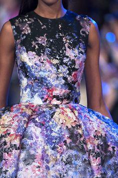 Couture Spring 2014 - Elie Saab (Details) #PurelyInspiration