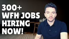 Hiring for 300+ Work-From-Home Jobs 2021 Companies Hiring, Jobs Hiring, Work From Home Careers, Video Notes, Hiring Now