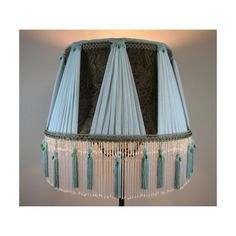 Starting bid 265.00. +Large+Victorian+Style+Fabric+Lamp+Shade+-+Serenity+1014+#SuzanneMichelleIlluminations
