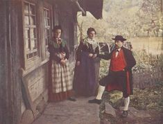 Colour photography based on the autochrome processes: The Black Forest in color photographs, Wagner Freiburg panel No. History Of Photography, Color Photography, What The World, Modern Dance, Great Photographers, Black Forest, Girl Poses, Belle Epoque, Vintage Photographs