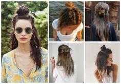 Con el calor del verano nos apetecen peinados más frescos e improvisados. En…