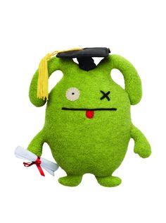 Gund Uglydoll Little OX Graduation 7.3″ Plush: Graduation Gift
