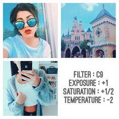 100 VSCO Filter Setting Untuk Gambar Instagram Yang Lebih Cantik & Cool #1