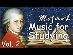 ▶ Mozart for Studying and Concentration Vol. 2 - Classical Music for Studying - Study Music Playlist - YouTube