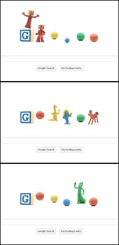 GOOGLE DOODLE - google has great campaigns.  Want to think of something creative like this for WSI :)