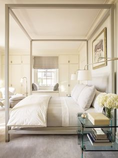 Mark Cunningham Inc. Low profile bed