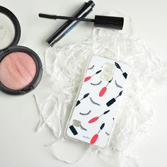 Fabulous Lashes - iPhone and Samsung case #anukedesign #iphonecase #samsungcase #fabulouslashes