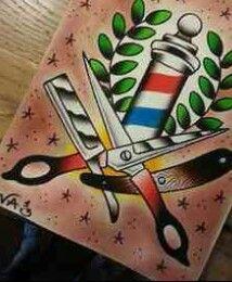 Barber art