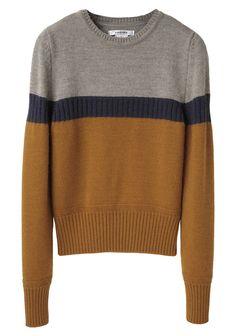 Carven / Color Block Pullover