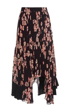 ISABEL MARANT WILNY PLEATED SKIRT. #isabelmarant #cloth #