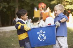 Children should be encouraged sustainability practices.