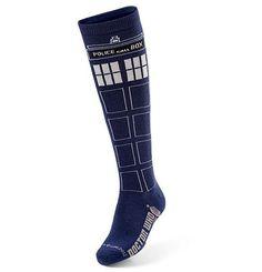 Tardis Socks