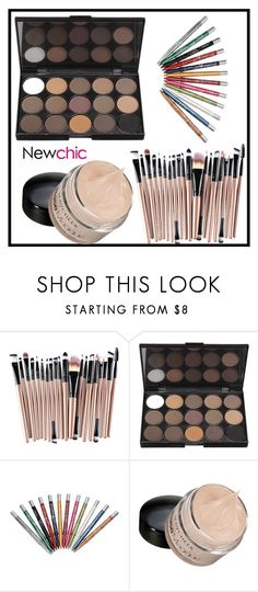 """""""Newchic 10"""" by merisa-imsirovic ❤ liked on Polyvore featuring beauty"""