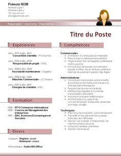 Looking for a Lettre De Motivation Administratif Exemple. We have Lettre De Motivation Administratif Exemple and the other about Lettre Modele it free. Cv Pour Stage, Cv Models, Job Cover Letter, Letterhead Design, Letter Sample, Word Work, Good Company, Leadership