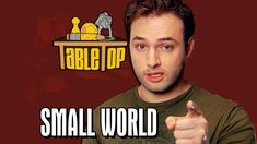 Small World: Wil Wheaton, Jenna Busch, Grant Imahara, Sean Plott. TableT...