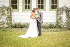 Bridal Wedding Day Portrait First Look | S&S Hendley Photography on @marrymetampabay via @aislesociety