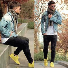 ~~Men's All-Season Fashion