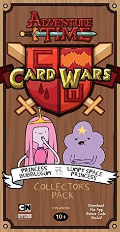 Adventure Time Card Wars Collector's... $15.99 #bestseller