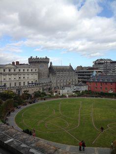 Dublin Castle - One Day in Dublin series