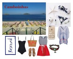 """Camboinhas"" by marciabackermendes ❤ liked on Polyvore"