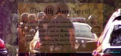 """A bill that will allow homes to be searched without a warrant was passed with overwhelming support by the US Congress and signed into law by President Trump_This clearly goes against the Fourth Amendment, which states that Americans' rights """"to be secure in their persons, houses, papers, and effects, against unreasonable searches and seizures, shall not be violated, and no warrants shall issue, but upon probable cause."""""""