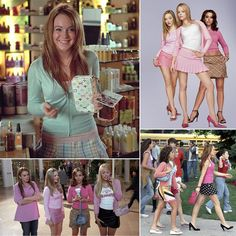 6 Group Costumes Made For You and Your Friends: Mean Girls