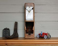These are some examples of my Wall, Clocks. I usevarious materials, including salvaged wood sourced from localreclamation yards, driftwood collected from the beautiful Norfolk coast andupcycled...