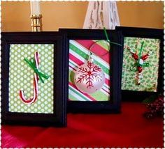 Joy to the Dollar Store Xmas Decor:You'd be surprised how easy it is to create homemade Christmas decorations that look chic enough to be from a boutique!