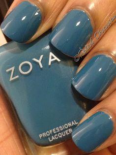 Polish Obsession: Zoya - Breezi